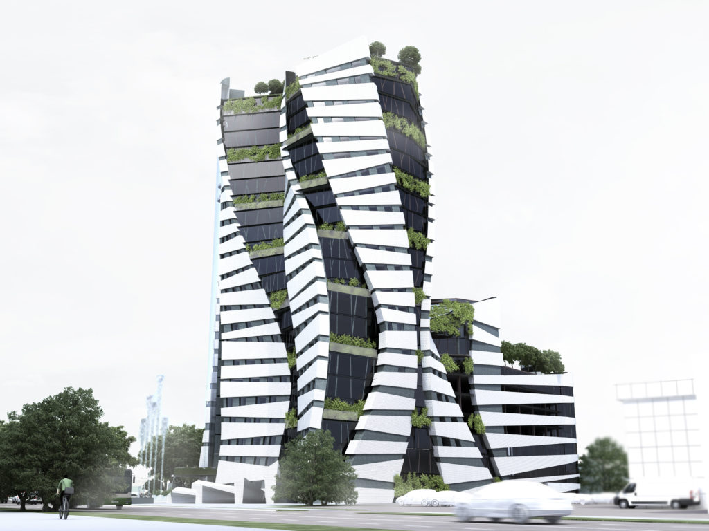 Бизнес-центр на Стасова (1)